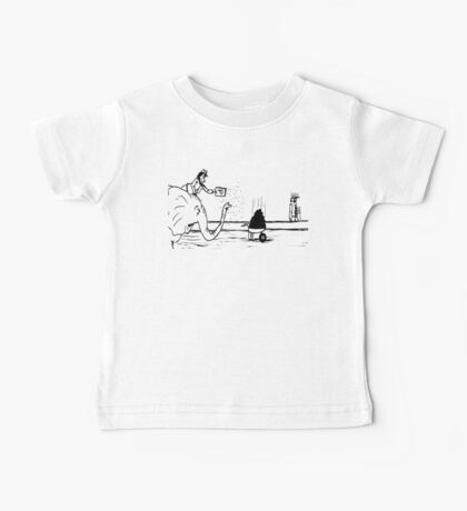 Zoo Humour - Cartoon 0004 Baby Tee