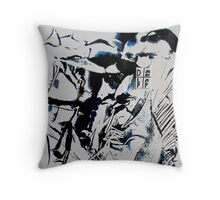 Eternal Watch Throw Pillow