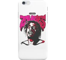 FLATBUSH ZOMBIES ART iPhone Case/Skin