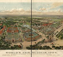 World's Fair, St Louis,  by Adam Asar