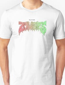 FLATBUSH ZOMBIES BASIC LOGO T-Shirt