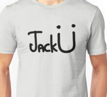JACK U BASIC LOGO Unisex T-Shirt
