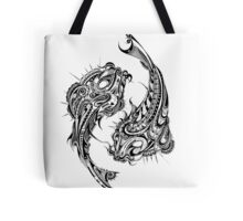 [ Geometry Flow ] Horoscope - Pisces Tote Bag