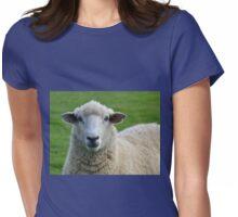 Hello Ewe..........Dorset UK Womens Fitted T-Shirt
