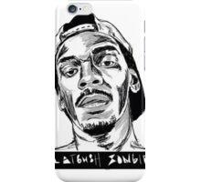 SKETCH FLATBUSH ZOMBIES iPhone Case/Skin