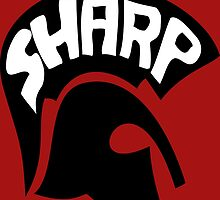 SHARP - skinhead antifa by EnjoyRiot