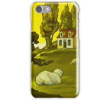 The Homestead iPhone Case/Skin