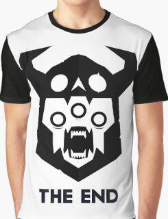 The End - Black Version Graphic T-Shirt