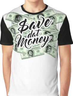 Lil Dicky Save dat Money Graphic T-Shirt