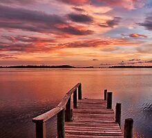 A View To The Bay by HHPhotographyFL