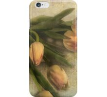 Tulips with Love  iPhone Case/Skin