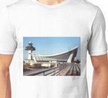 Dulles Airport, Washington DC Unisex T-Shirt