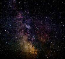 The Milkyway  by Sebastien Coell