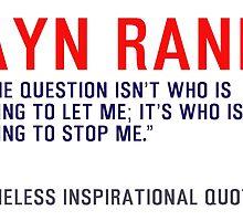 MyFunStudio.com-AYN-RAND by Adam Asar