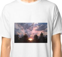 """Spectacular Rays of Light"" Classic T-Shirt"