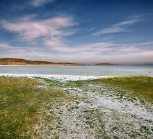 Barra Airport by Stephen Smith