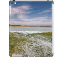 Barra Airport iPad Case/Skin