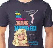 THE WILD WILD WORLD OF JAYNE MANSFIELD Unisex T-Shirt