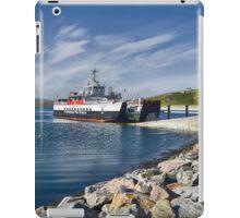 MV Loch Alainn iPad Case/Skin