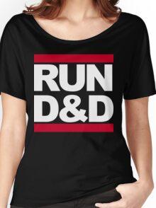 Run D&D Women's Relaxed Fit T-Shirt