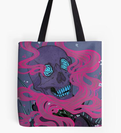 The demons within me Tote Bag