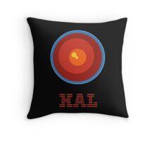 HAL 9000 Design Throw Pillow