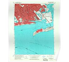 New York NY Coney Island 137696 1966 24000 Poster