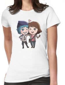 Life Is Strange | Bae Over Bay Womens Fitted T-Shirt