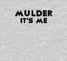Mulder, It's Me Mens V-Neck T-Shirt