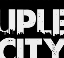Major Of Suplex City Sticker