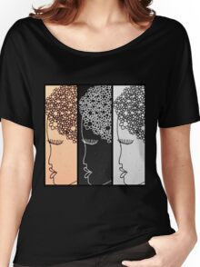Stop, breathe, believe Women's Relaxed Fit T-Shirt