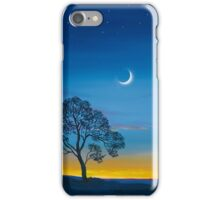 The Last Embers Of The Day iPhone Case/Skin