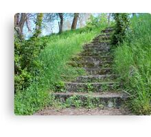 Stairway To Somewhere Canvas Print