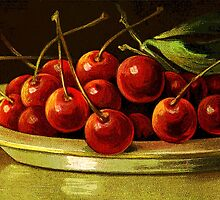 CHERRIES by Tammera