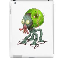 Tick Monster iPad Case/Skin