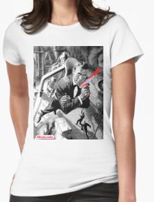 007 Nintendo Zapper Womens Fitted T-Shirt