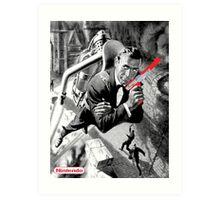 007 Nintendo Zapper Art Print