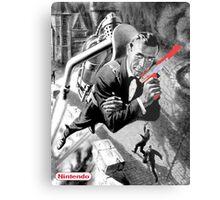 007 Nintendo Zapper Metal Print