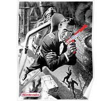 007 Nintendo Zapper Poster