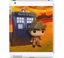 4th Doctor On Gallifrey iPad Case/Skin