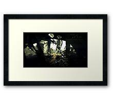 Aperture's Ruins Framed Print