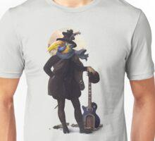 Bird of the street Unisex T-Shirt
