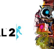 Portal 2 Characters Sticker