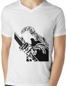 Sindarin Elf Mens V-Neck T-Shirt