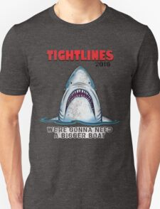 Tight Lines 2016 T-Shirt
