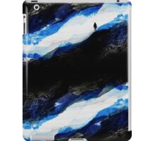 Vision of the frosty mountains iPad Case/Skin