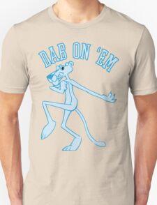 DAB ON 'EM - BLUE PANTHER - CAROLINA PANTHERS T-Shirt