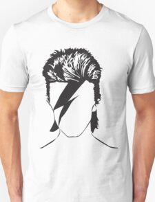 David as Ziggy - vacant expression T-Shirt