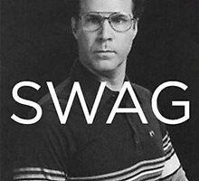 Will Ferrell Swag by PiMpFlaCo