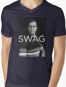 Will Ferrell Swag Mens V-Neck T-Shirt